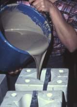 Keramiktillverkning i Svalbo